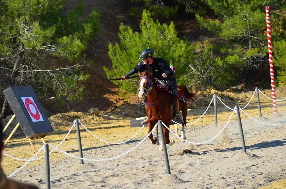 ratsastusjousiammuntaa Turkissa, European Open Championships of Horseback Archers, Tero Ulvinen 2014