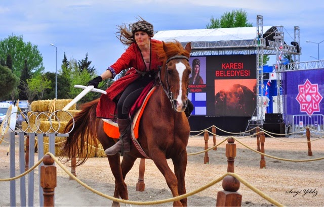 İnternational 1. GOLDEN ARROW Mounted Archery & Martial Arts Festival