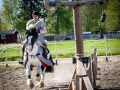 Skills at arms, Amazon and Knights School, Dalecarlian Horse Adventures