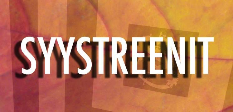 Syystreenit